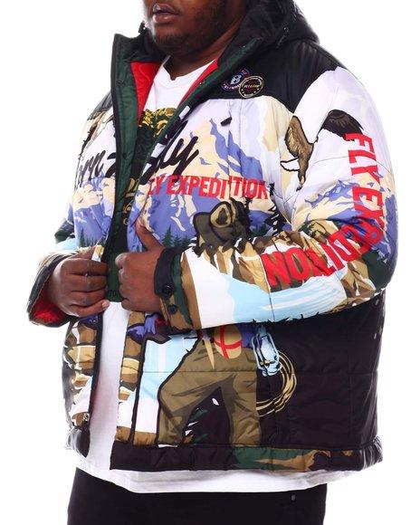 Born Fly - Alpine Club Bubble Jacket (B&T)