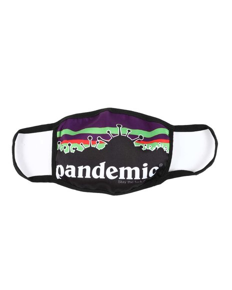 Hudson NYC - Pandemic Country Face Mask (Unisex)