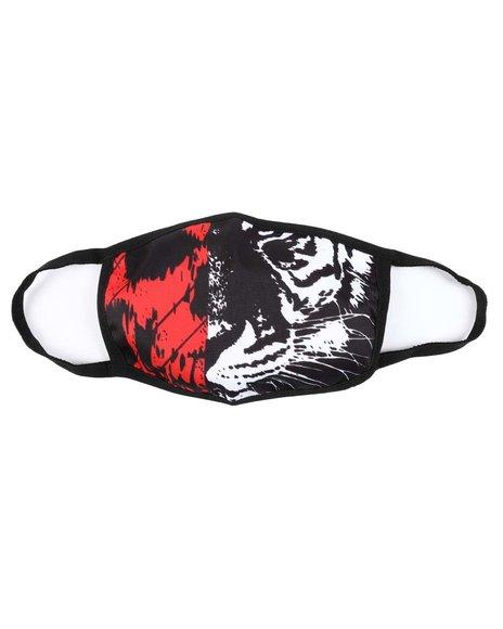 Hudson NYC - Tiger Skull Face Mask (Unisex)