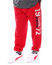 Ecko - Printed Cotton Fleece Logo Jogger-2578764