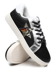 Fashion Lab - Low Cut Star Fashion Sneakers-2578539