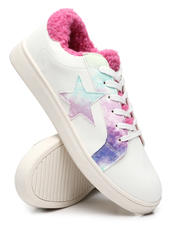 Fashion Lab - Low Cut Star Fashion Sneakers-2578898