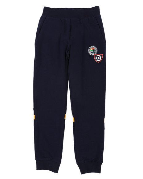 Born Fly - Patch Fleece Jogger Pants (8-20)