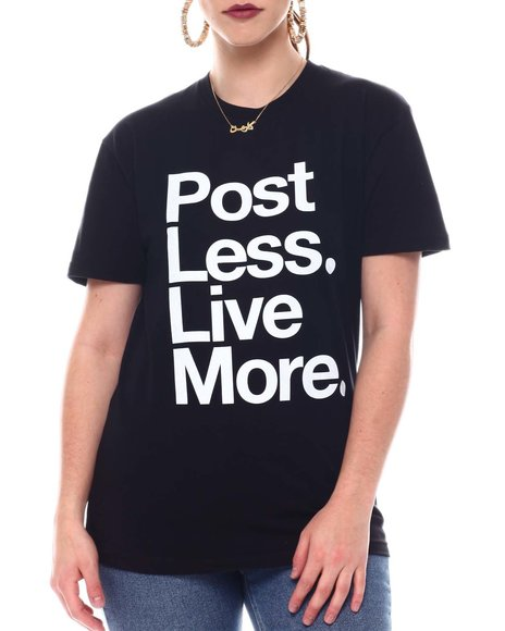 COOL - Post Less Live More