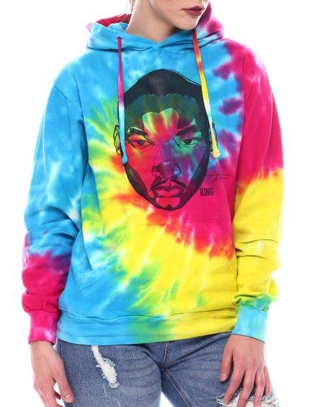 COOL - Tie Dye MLK Hoodie