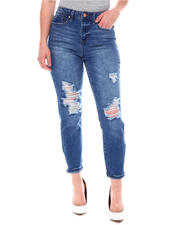 Fashion Lab - Mom Jeans Hi Rise Relaxed Fit-2579122
