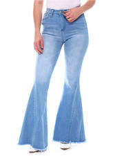 Bottoms - Hi Rise Extreme Flare Jean-2579138