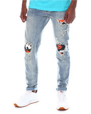 Jeans & Pants - Camo Patch Distressed Jean-2580273