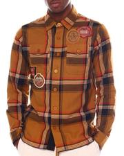 Going-Out-Outfits - COORS WOVEN Shirt-2580047
