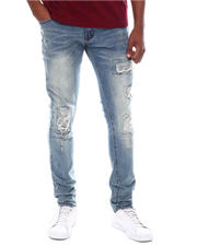 Fall-Winter - Vintage Wash Distressed Jean-2580175