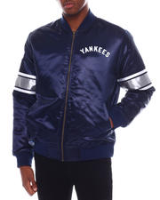 Athleisure - NEW YORK YANKEES Heavyweight Satin Jacket-2580184