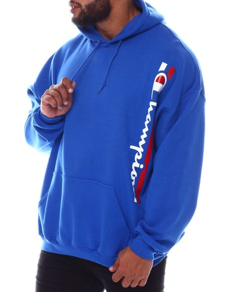 Champion - New Frame Hoodie Sweatshirt (B&T)