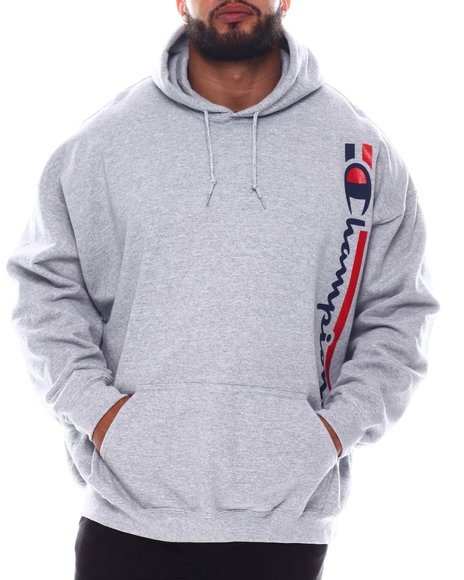 Champion - New Frame Hoodie Sweatshirt (B&T)