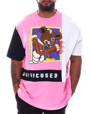 Makobi - Stay Focused Bear T-Shirt (B&T)-2579261