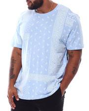 Brooklyn Cloth - Bandana T-Shirt (B&T)-2580637