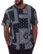 Brooklyn Cloth - Bandana T-Shirt (B&T)-2580641