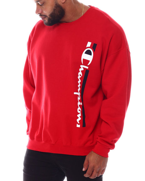 Champion - New Frame Crewneck Sweatshirt (B&T)