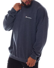 Sweatshirts & Sweaters - Small Script Chest Crewneck Sweatshirt (B&T)-2576376