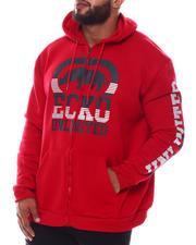 Ecko - Big Hit Full Zip Hoodie (B&T)-2579080