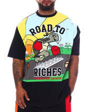 Makobi - Road To Riches T-Shirt (B&T)-2579316