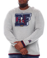 Sweatshirts & Sweaters - Collegiate Bear Sweater (B&T)-2579480
