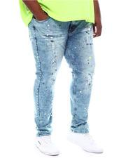Buyers Picks - Paint Splatter Distressed Jeans (B&T)-2580890