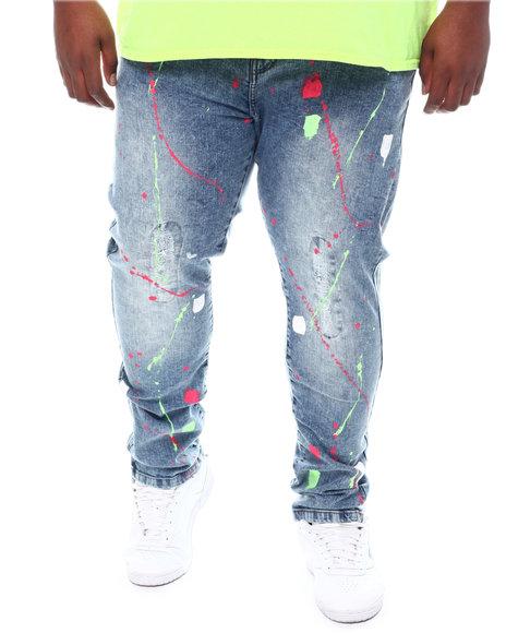 Buyers Picks - Paint Confetti Splatter Jeans (B&T)