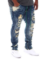 Big & Tall Faves - Shredded Jeans (B&T)-2580919