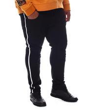 Makobi - Contrast Side Tape Jeans (B&T)-2579419