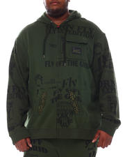 Born Fly - Camping Hoodie (B&T)-2579392