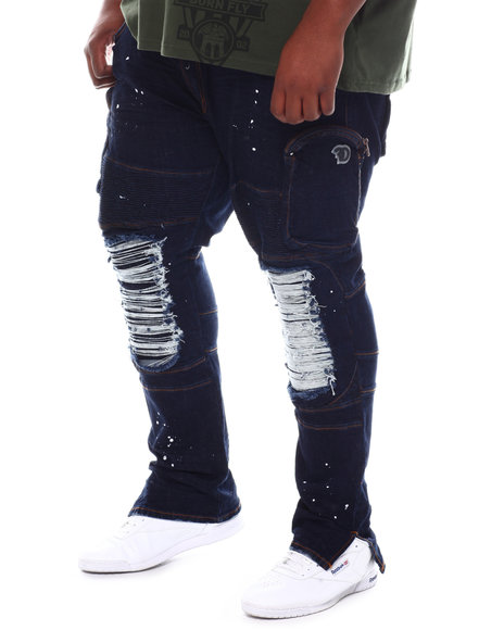 Frost Originals - Shredded Jeans (B&T)