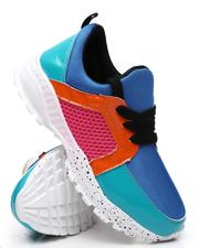 Girls - Color Block Fashion Sneakers (11-4)-2581256
