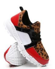 Girls - Color Block Fashion Sneakers (11-4)-2581269