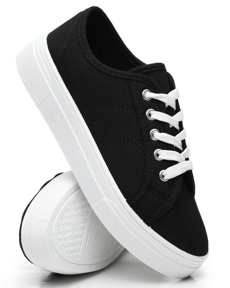 Fashion Lab - Canvas Sneakers