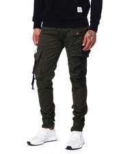 Men - Cargo Pant w Buckle Detail-2408653