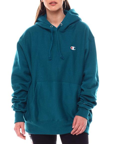 Champion - Boyfriend Reverse Weave Pullover Hood