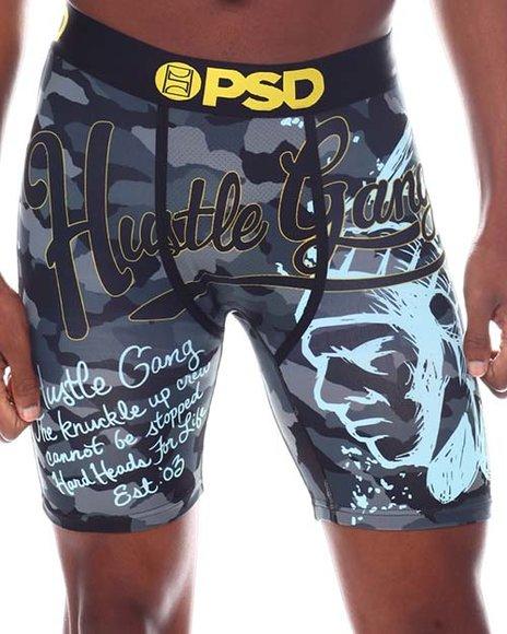 PSD UNDERWEAR - Hustle Gang CBS Boxer Brief