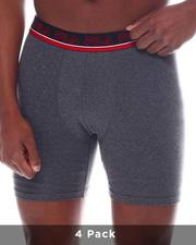 Men - 4Pk Boxer Briefs-2581721