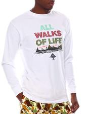 LRG - ALL WALKS OF LIFE TEE-2581444