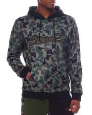 Le Tigre - Blind Camo Hoodie-2581531
