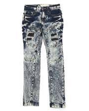 Jeans - Pit Crew Rip & Repair Jeans (8-20)-2579625