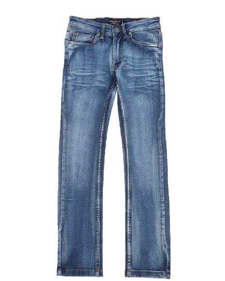 Arcade Styles - Basic 5 Pocket Jeans (8-18)