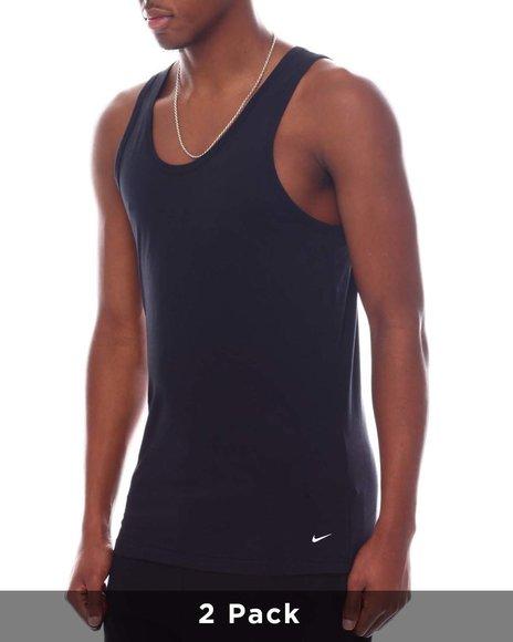 Nike - 2PK Of Everyday Cotton Tank Undershirts