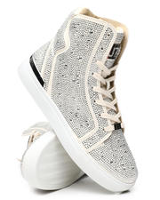 J75 by Jump - Fashion Hi Top Sneakers-2581543