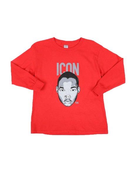 COOL - Long Sleeve MLK T-Shirt (8-20)