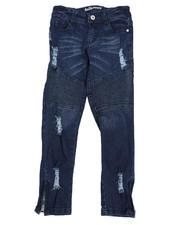 Girls - Skinny Moto Jeans (7-16)-2580505