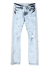 Jeans - Reflective Side Taped Jeans (8-18)-2580519