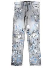 Jordan Craig - Ripped Paint Splatter Jeans (8-16)-2580548