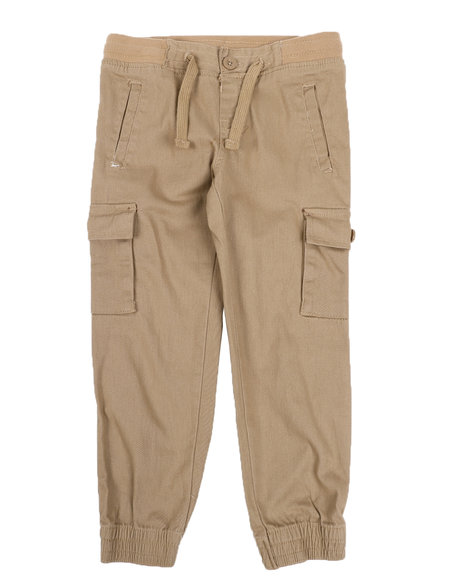 Arcade Styles - Cargo Pull On Joggers (4-7)