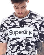 Superdry - CL CAMO TEE-2582206
